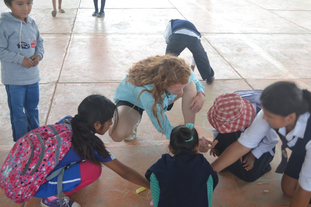 Spring Break 2016 on Mission in Bolivia