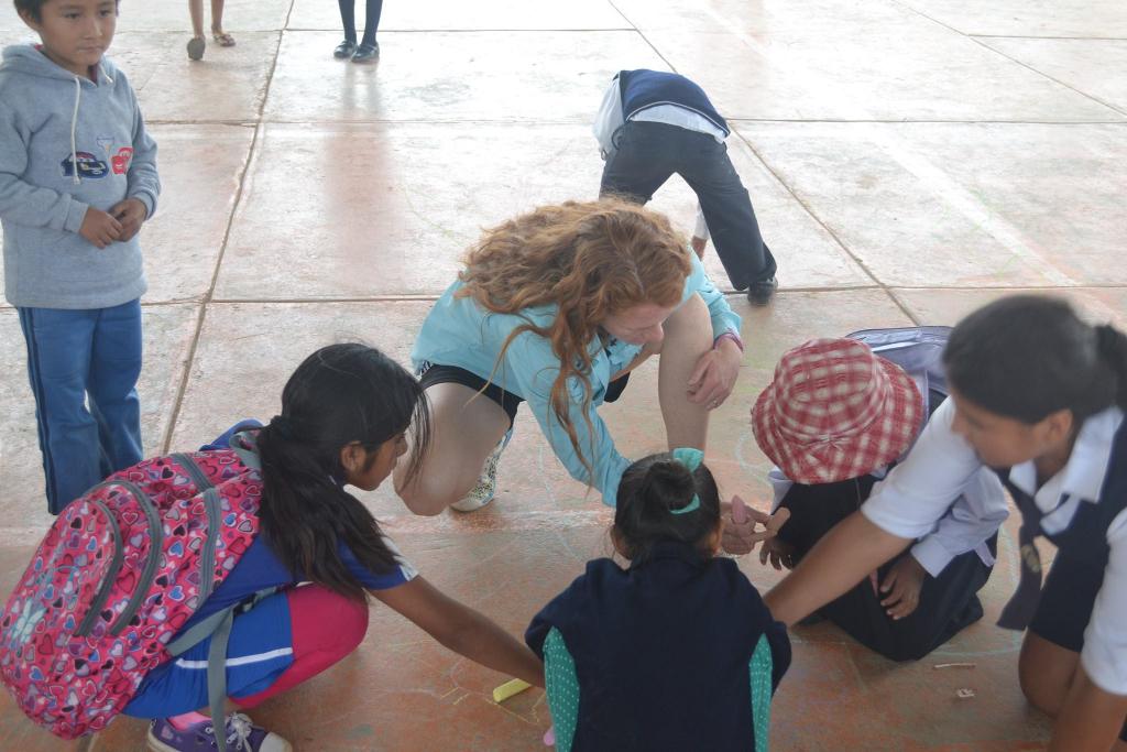 Spring Break 2016 on Mission in Bolivia